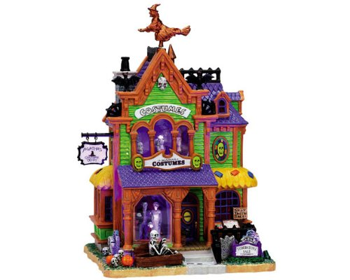 Lemax Spooky Town Village