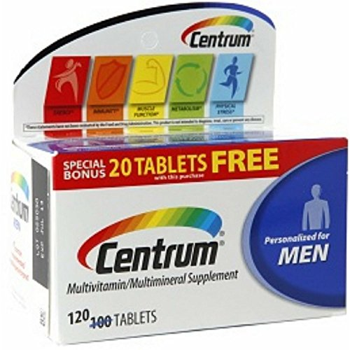 Centrum Multivitamin Multimineral Supplement Men product image