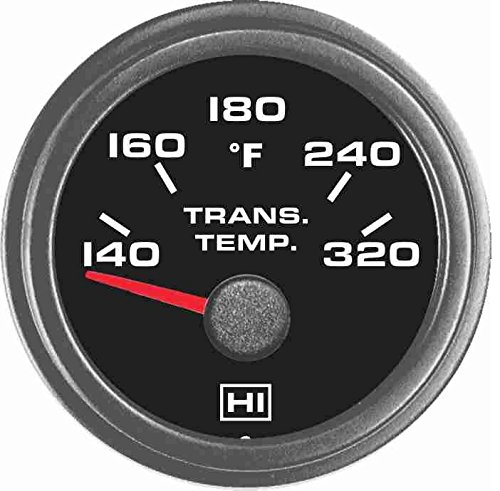 Hewitt 011TM5007 Universal Transmission Temperature Gauge KIT by TruckMeter