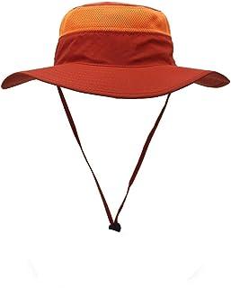 YYXXX Sombrero para Sol,Protector Solar para El Aire Libre Sombrero De Pescador Moda Unisex Simple Personalidad del Temperamento, O, 55-62Cm