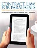 img - for Contract Law for Paralegals (2nd Edition) book / textbook / text book