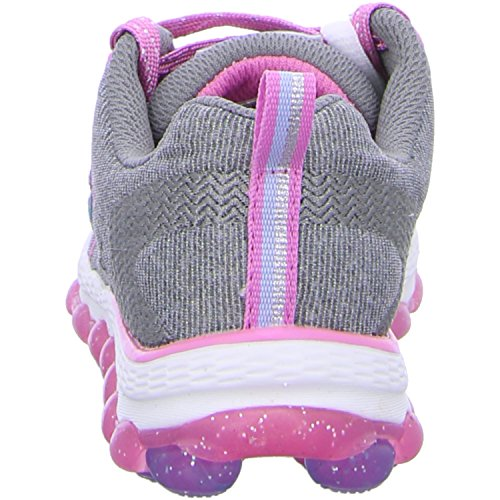 Skechers Skech Air Ultra Double Dance, Chaussures de Running Compétition fille GYPK grey/pink