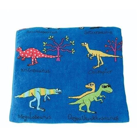 Tyrrell Katz Toalla - Dinosaurios