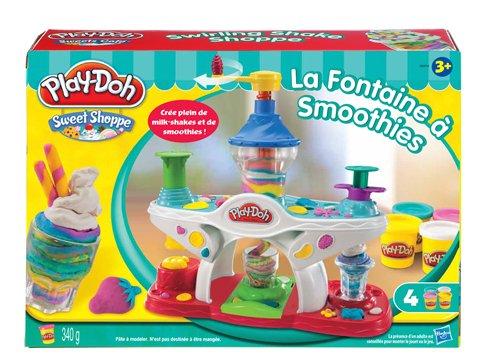 Play-Doh 368141010 - Fuente de batidos de juguete: Amazon.es: Juguetes y juegos
