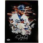 Justin Turner Los Angeles Dodgers Autographed New Era Cap - Fanatics ... 1fc40f265e18