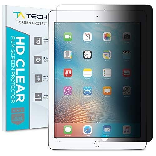 Tech Armor iPad Air Privacy Screen Protector, 4Way 360 Degree Privacy Apple iPad Air/Air 2 / New iPad 9.7 (2017) Film Screen Protector [1-Pack]