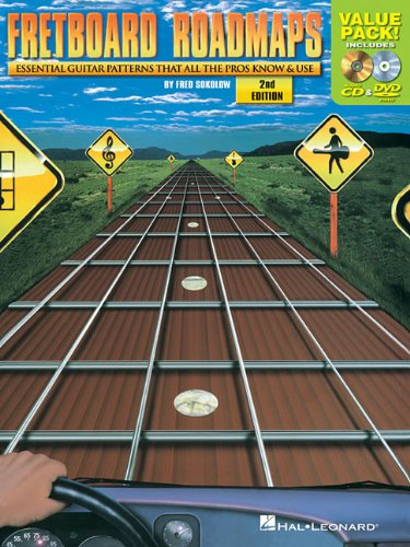 Fretboard Roadmaps Value Pack: Essential Guitar Patterns That All the Pros Know & Use