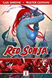 red sonja volume 1 queen of plagues