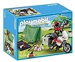 Playmobil 5438 Summer Fun Biker at Ca...