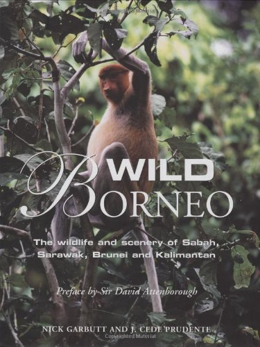 Wild Borneo: The Wildlife and Scenery of Sabah, Sarawak, Brunei, and Kalimantan (The MIT Press)