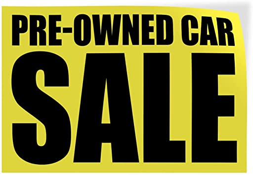 27inx18in Decal Sticker Multiple Sizes Going Out of Business Yellow Blue Business Sale Outdoor Store Sign Yellow Set of 5