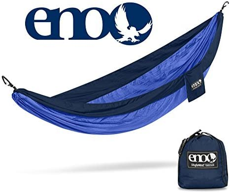 ENO – Eagles Nest Outfitters SingleNest Lightweight Camping Hammock