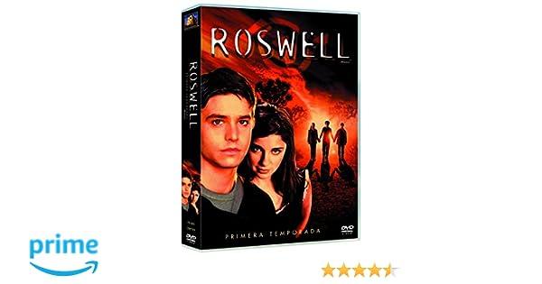 Roswell (1ª temporada) [DVD]: Amazon.es: Shiri Appleby, Brendan Fehr, Majandra Delfino, William Sadler, Colin Hanks, Katherine Heigl, Jason Behr, ...