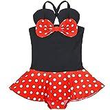 Freebily Infant Kids Girls One-Piece Swimsuit