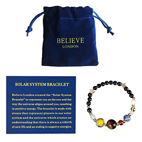 Solar System Bracelet (8 Inch) (Setting System)