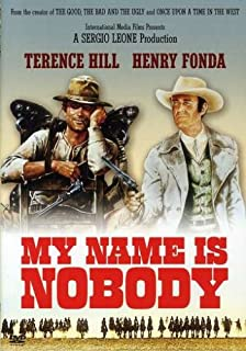 Book Cover: My Name Is Nobody