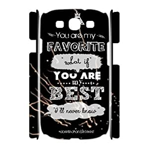 DIY 3D Cover Case for samsung galaxy s3 i9300 w/ Fall Out Boy image at Hmh-xase (style 1)