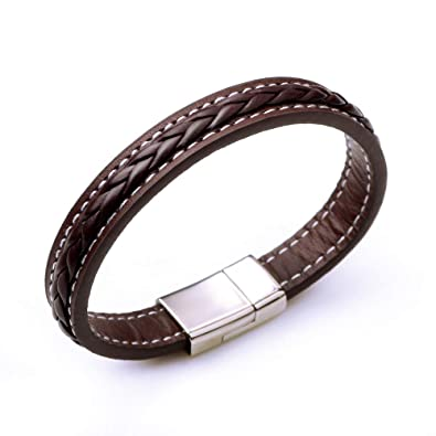 1397d37def2b TONVER Mens Bracelets