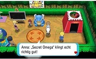 Pokemon omega rubin reset