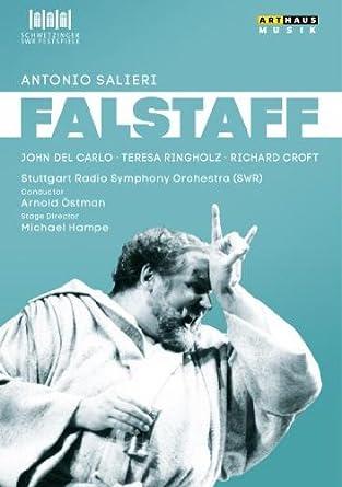 Amazon com: Salieri: Falstaff: Ziegler, Ostmann, Hampe
