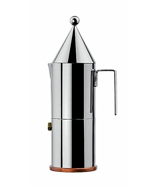 Alessi - Cafetera La Conica Espresso 90002/6: Amazon.es: Hogar