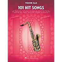 101 Hit Songs For Tenor Saxophone (Instrumental Folio)
