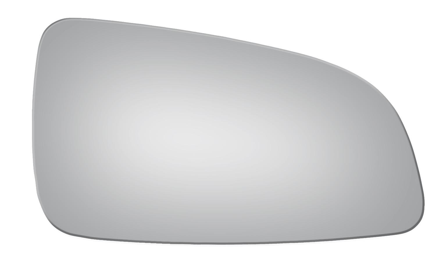 Burco Convex Passenger Side Replacement Mirror Glass for SATURN ASTRA 2008 2009