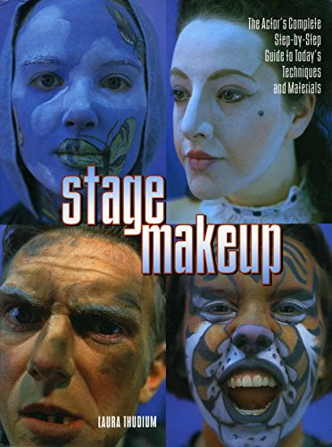 [Stage Makeup: The Actor's Complete Guide to Today's Techniques and Materials] (Special Effects Makeup Kit)