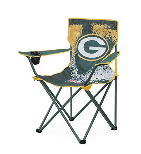 NFL Green Bay Packers Tween Camp Chair