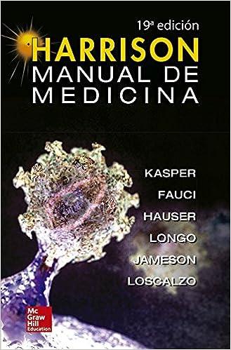 HARRISON MANUAL DE MEDICINA INTERNA: Amazon.es: Dennis ...