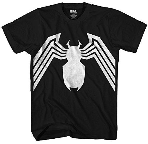 marvel-mens-leggs-short-sleeve-t-shirt-black-small