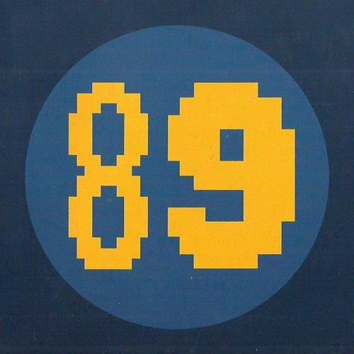Tophits der ausklingenden 80er Jahre (Compilation CD, 30 Tracks)