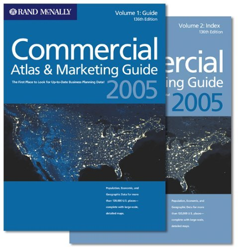 Download By Rand McNally and Company Rand McNally Commercial Atlas & Marketing Guide [Hardcover] pdf