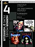 Child's Play / The Texas Chainsaw Massacre 2 / Pumpkinhead / Dolls