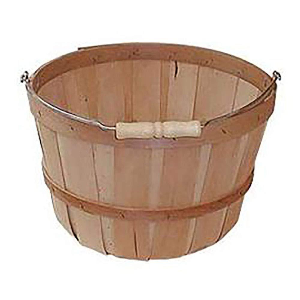 SSWBasics One Peck Basket - Set of 3 Store Supply Warehouse