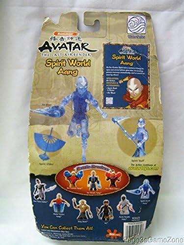 "rare Avatar the last airbender Airbending Aang 5/"" figure Glider Water Series toy"