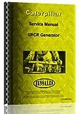 img - for Caterpillar SRCR Generator Service Manual book / textbook / text book