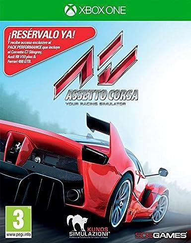 Assetto Corsa: playstation 4: Amazon.es: Videojuegos