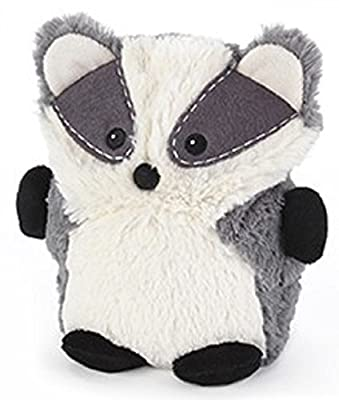 Intelex Hooty Friends Badger Microwavable Heatable Plush by Intelex