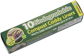 Bio afbreekbare afvalzakken 30 l- 10 stuks 30 L