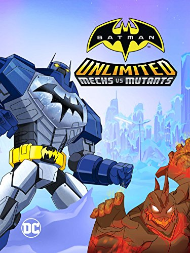 (Batman Unlimited: Mechs vs.)