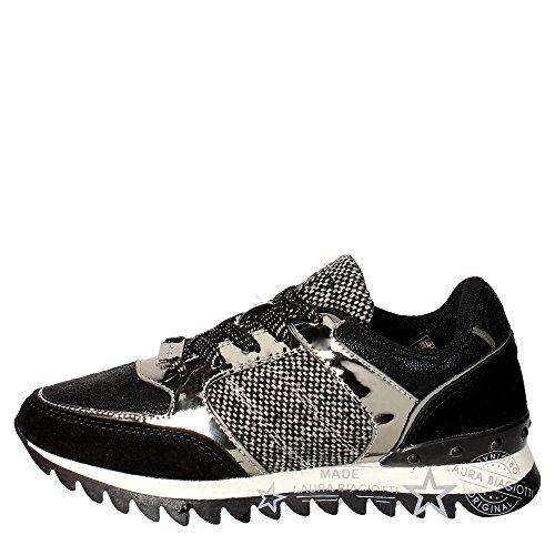Sneakers 1556 Laura Noir Femme Biagiotti xRPRpqSwX