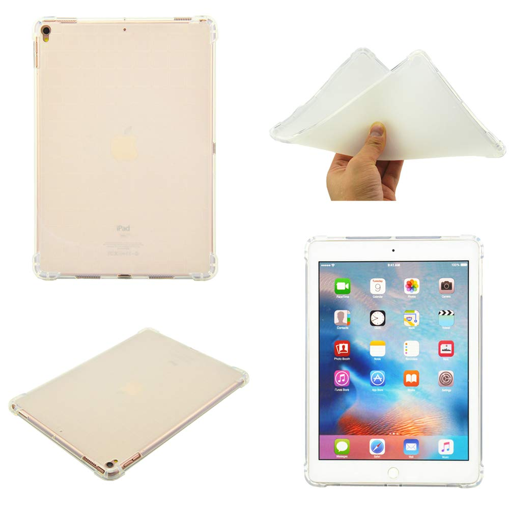 最愛 AICEDA 10.5インチ iPad Pro 10.5インチ 2017、iPad Pro Pro 10.5インチ 2017ケース 1015-KM-637、最大耐久性ハイブリッドスリム360°保護衝撃吸収フルボディ耐衝撃携帯電話ケースiPad Pro 10.5と互換性あり, 1015-KM-637 クリアホワイト B07L784NXH, Alter Ego(アルターエゴ):89f0eee7 --- a0267596.xsph.ru