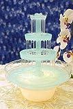 Efavormart Wedding cake fountain-4 tier