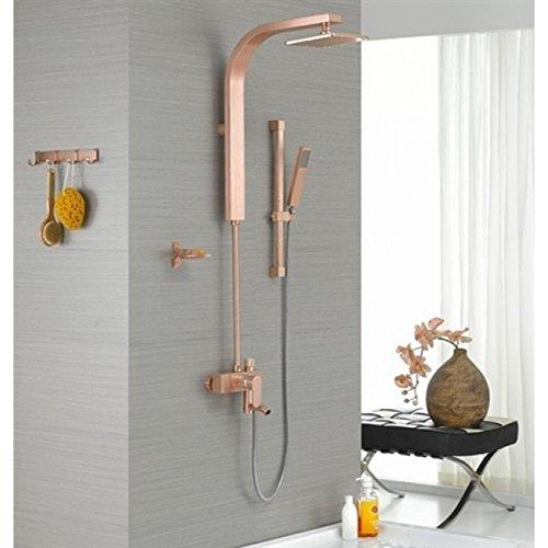 Design Panel Shower (New Design Shower Panel Handheld Shower Head)