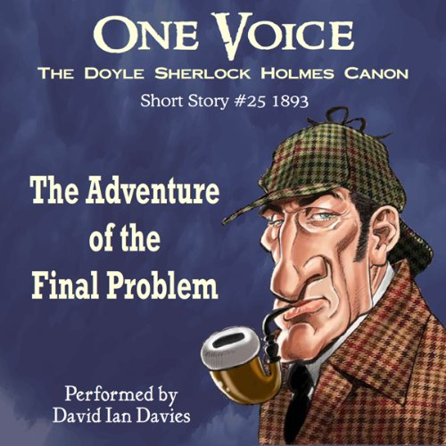 Bargain Audio Book - The Adventure of the Final Problem