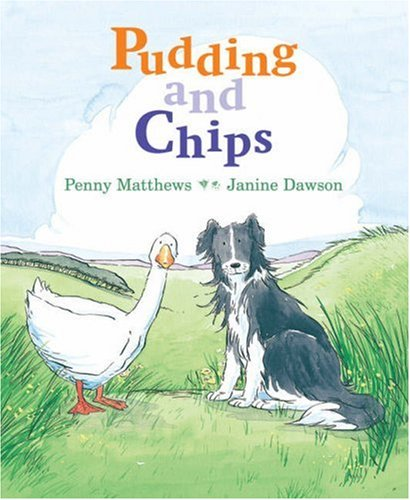 Book cover for Pudding and Chips