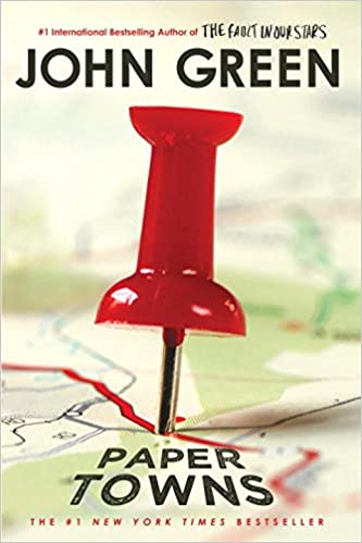 Image result for Paper Towns by John Green