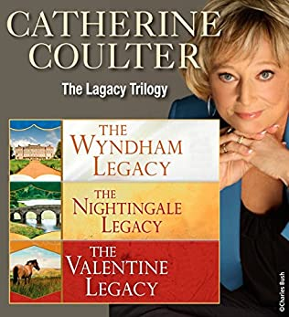 book cover of The Legacy Trilogy 1-3