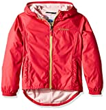 Columbia Big Girl's Ethan Pond Jacket, Punch Pink, L